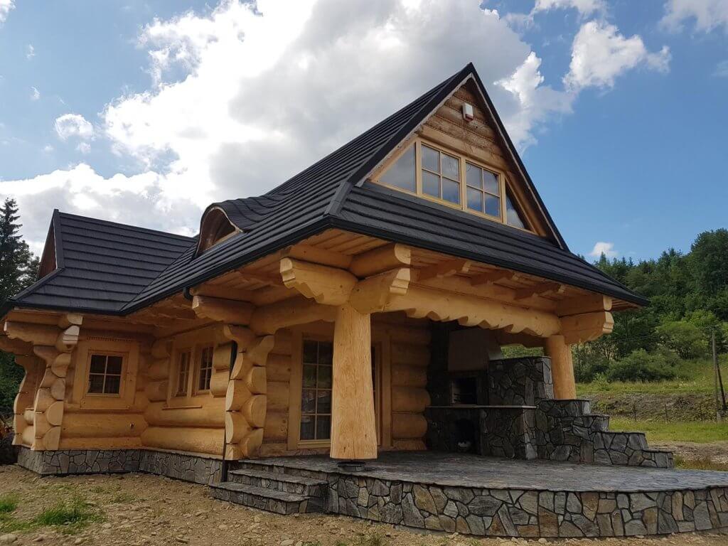 Budowa domu z bali – co na początek?
