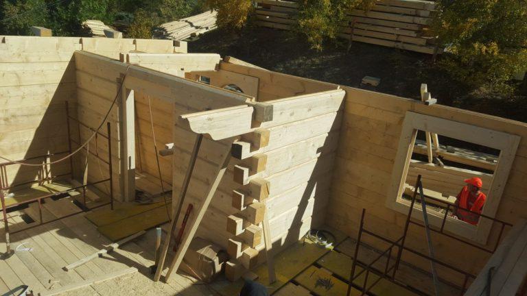 budowa domu zbali plaskich