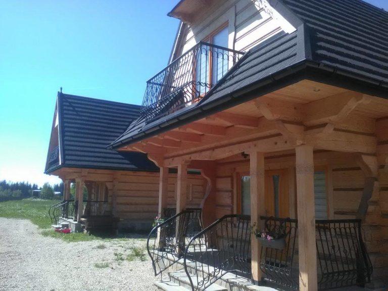 drewniane domki blizniacze - zdjecie profilowe