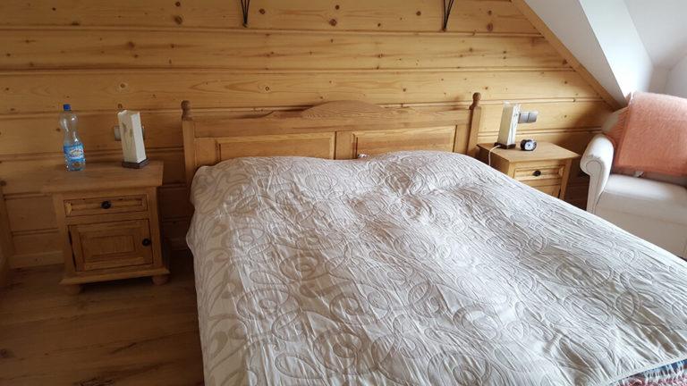 sypialnia wdomu zplazow