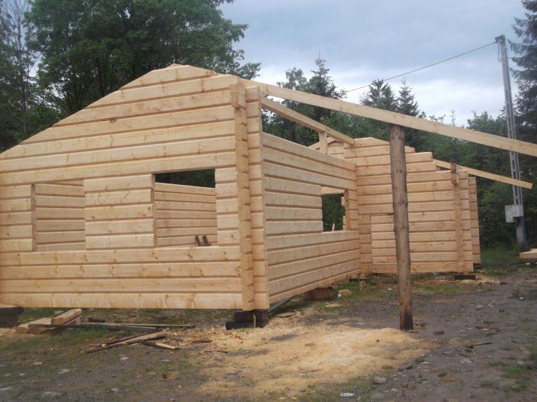 konstrukcja domu zplazow